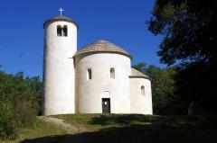Rotunda na hoře Říp